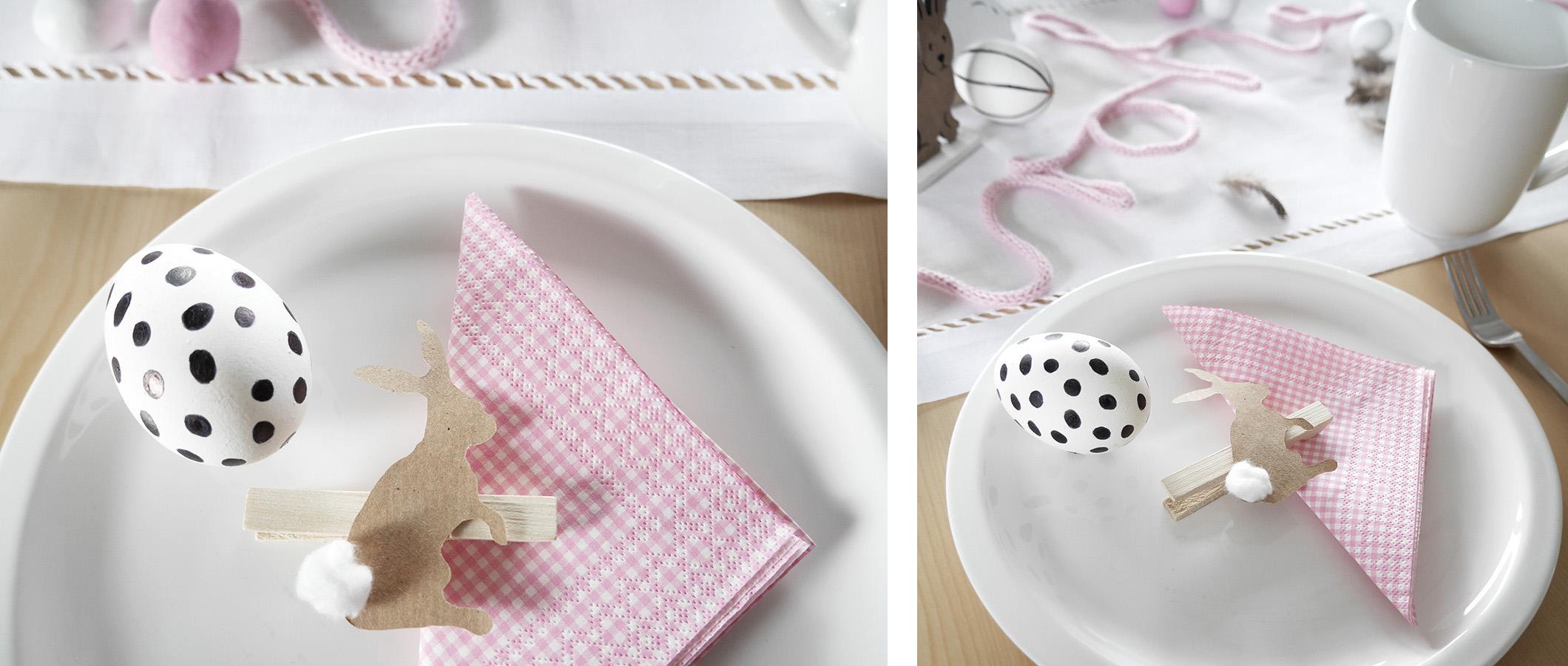 Tischdekoration zu Ostern_2