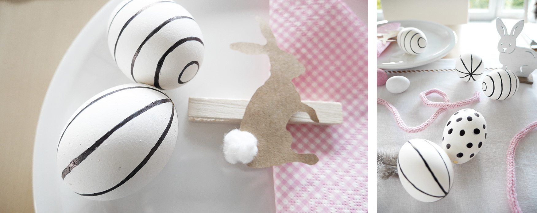 Tischdekoration zu Ostern_3