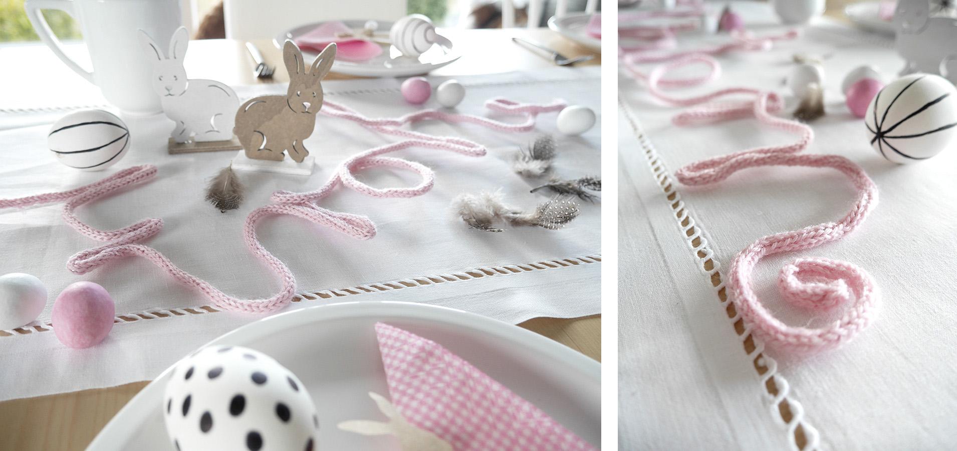 Tischdekoration zu Ostern_4